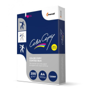 Papier Color Copy COATED lesklý A4, 200g, 250 hárkov