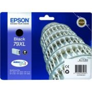 Atrament Epson C13T79014010 WorkForce WF5000 black XL
