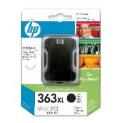 Atrament HP C8719EE #363XL Bk