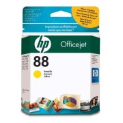 Atrament HP C9388AE Y  #88