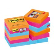 "Bločky Post-it Super Sticky ""Bangkok"" 47,6x47,6mm"