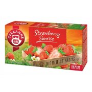 Čaj TEEKANNE ovocný Strawberry Sunrise 50g