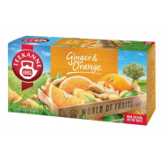 Čaj TEEKANNE ovocný Orange Ginger 35g